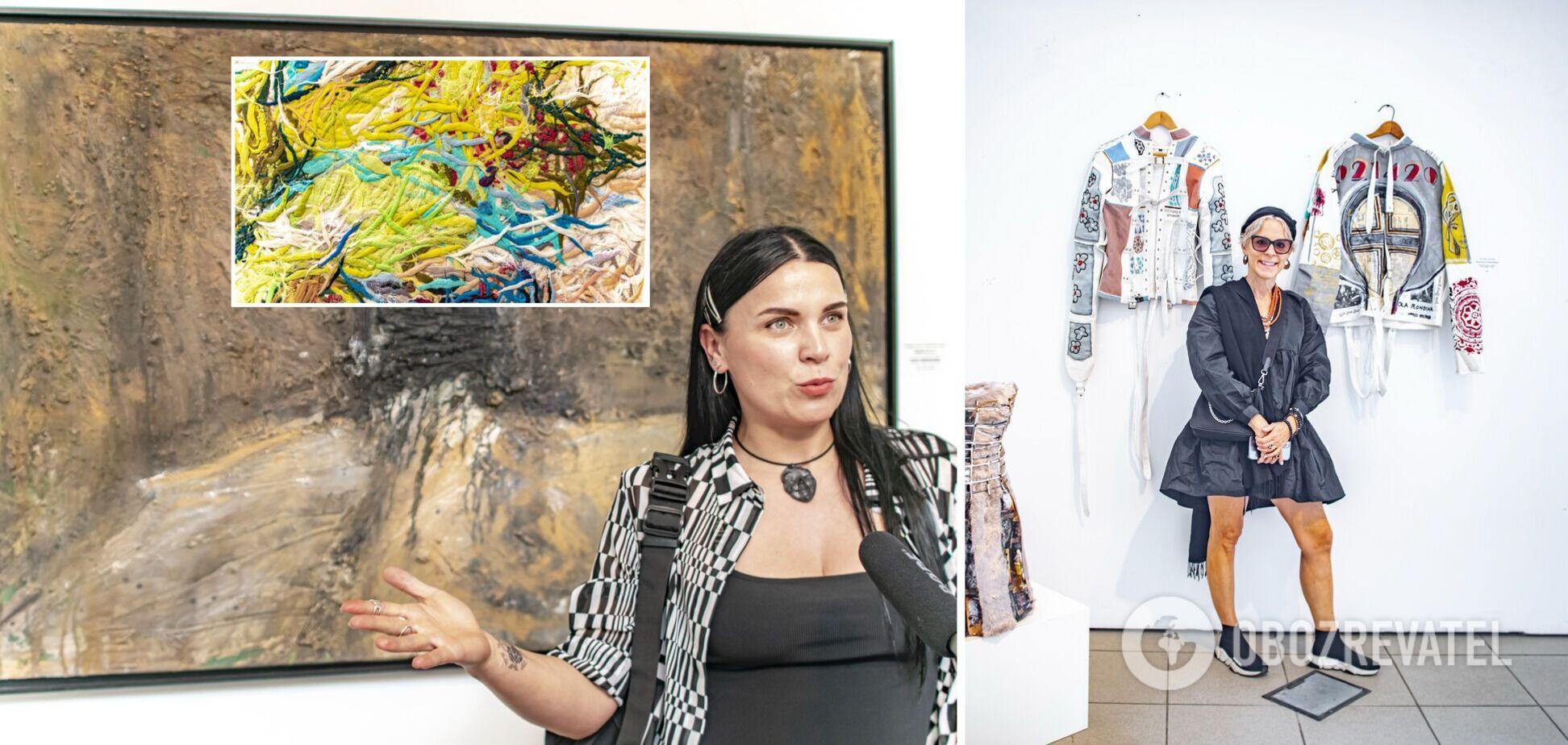 У Києві відкрився Фестиваль сучасного жіночого мистецтва Ukrainian Contemporary Women's Art Fest 2021