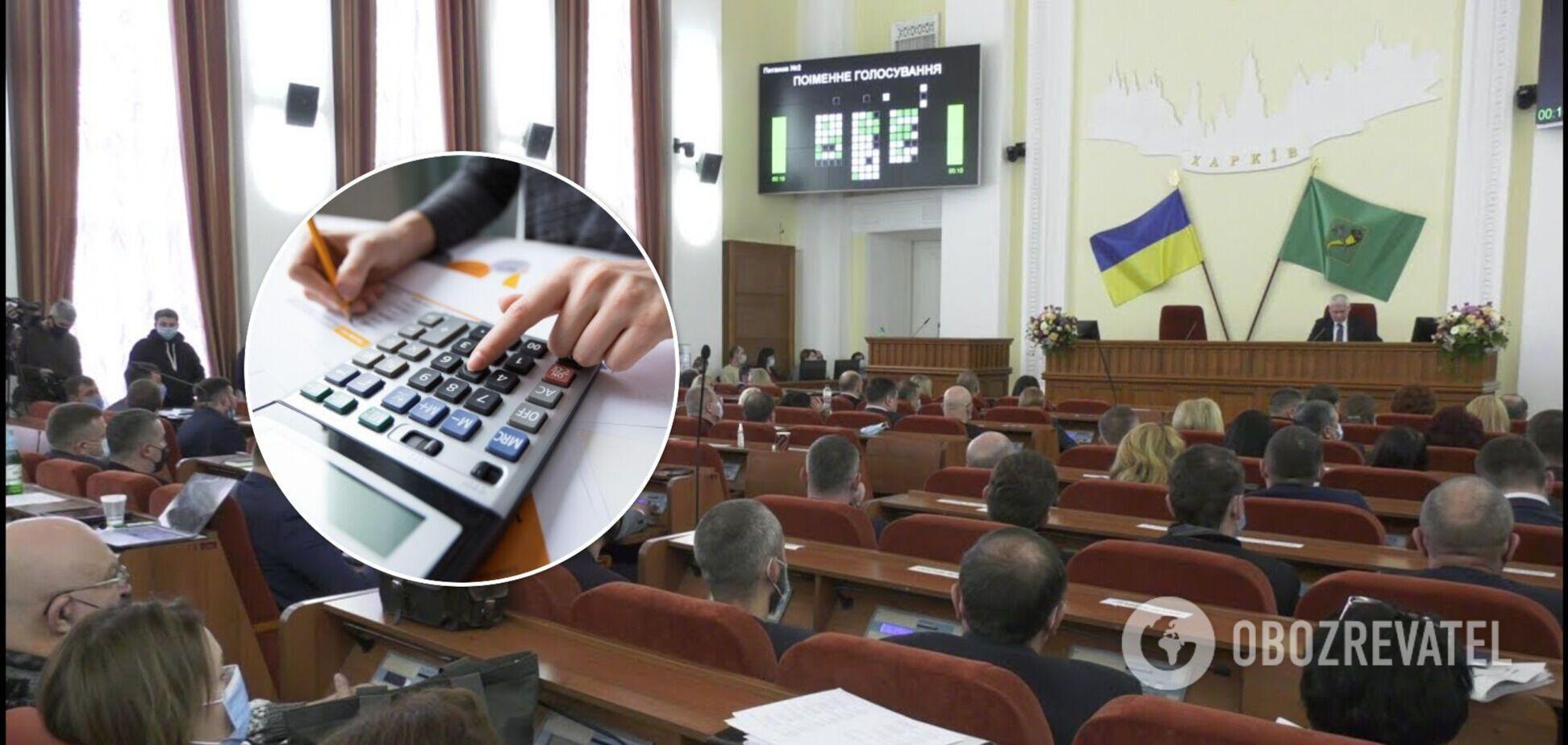 Харківська міськрада проголосувала за фінансову допомогу підприємцям