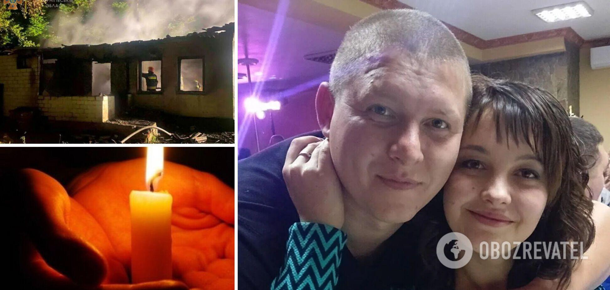 Супруги погибли, пока тушили пожар, а дети чудом остались в живых: подробности ЧП на Черниговщине