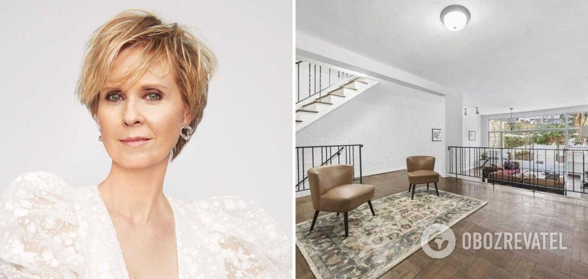 Звезда сериала 'Секс в большом городе' купила дом за 4,4 млн долларов: как он выглядит