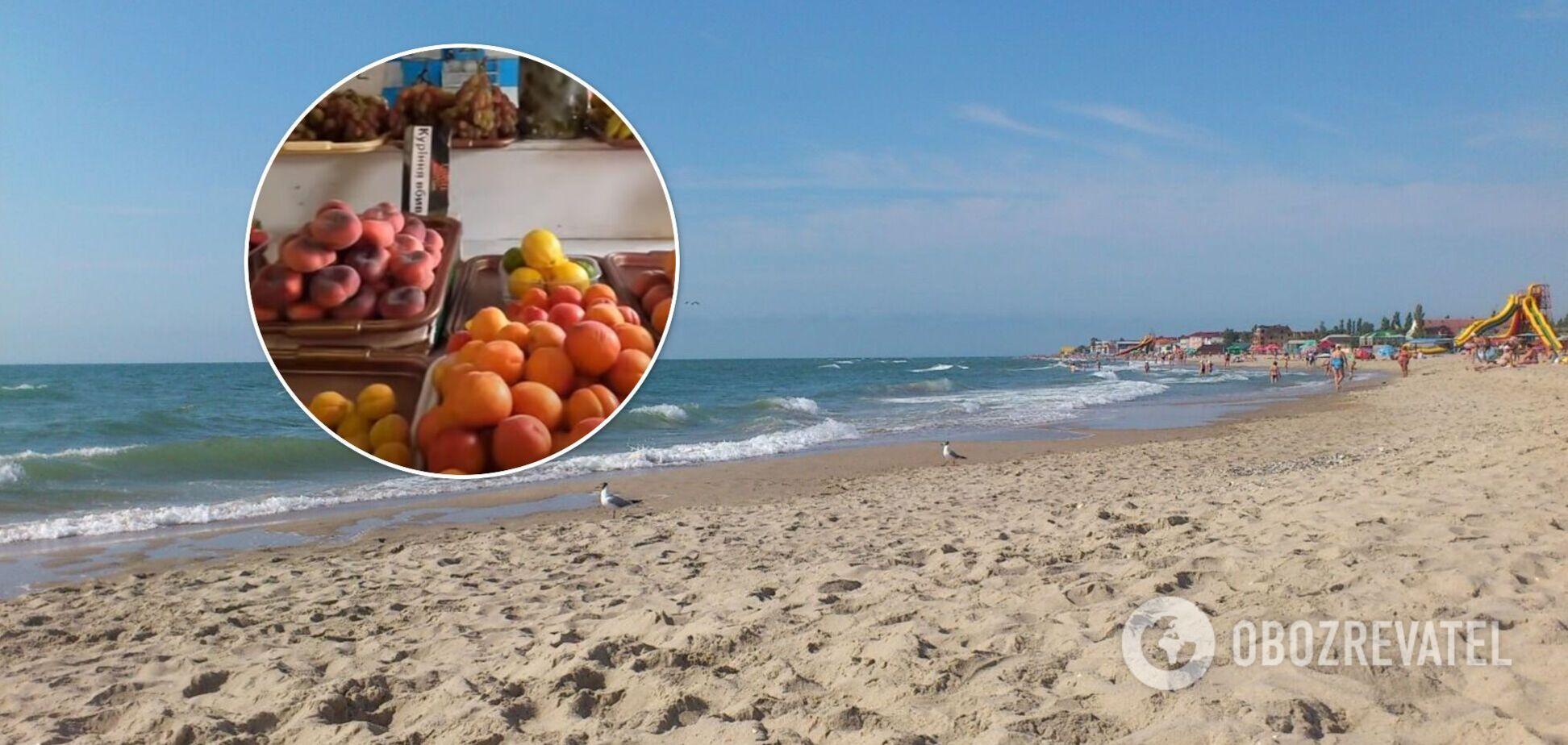 Цены на отдых в Затоке 2021: сколько стоят продукты и развлечения на пляже