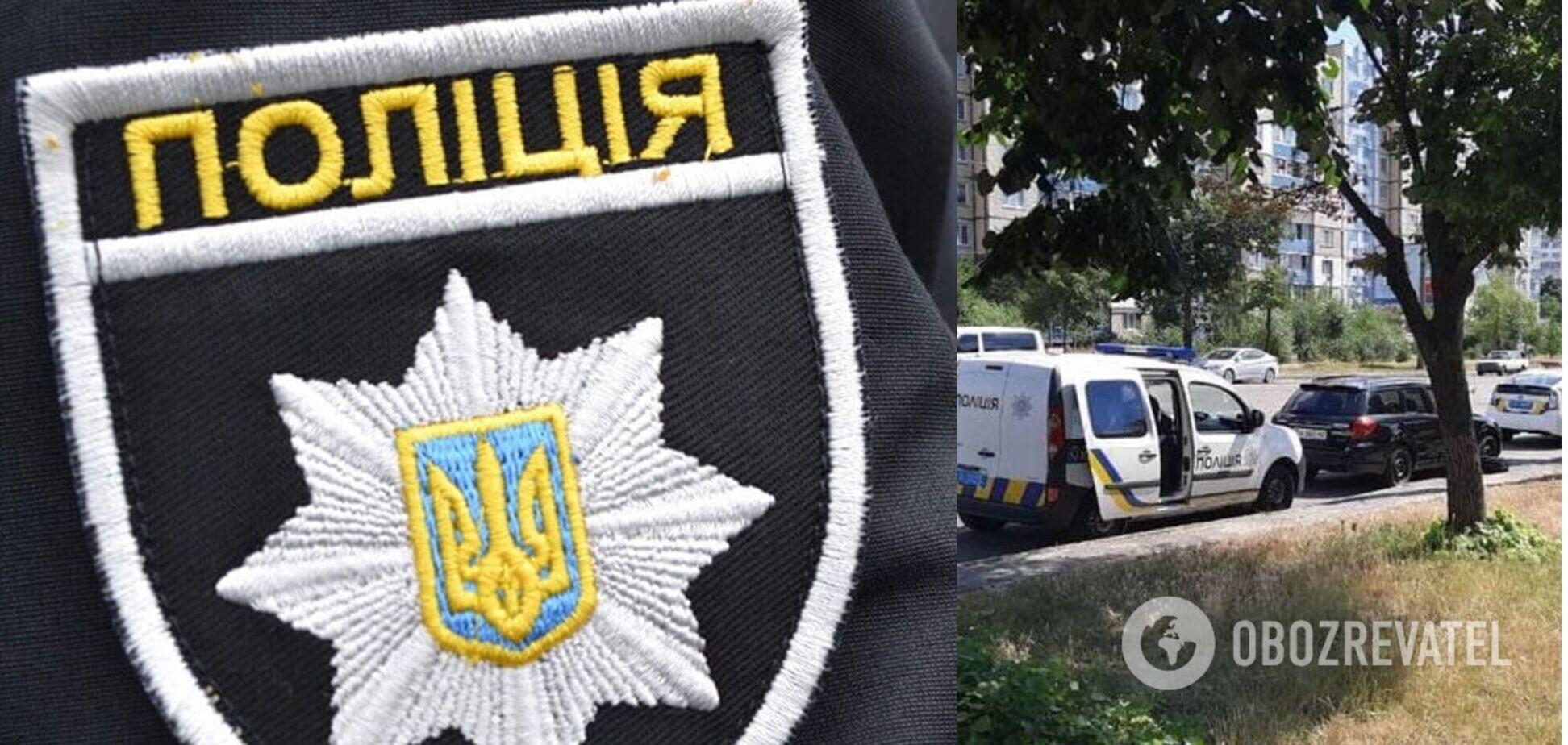 В Киеве женщина умерла за рулем автомобиля. Фото