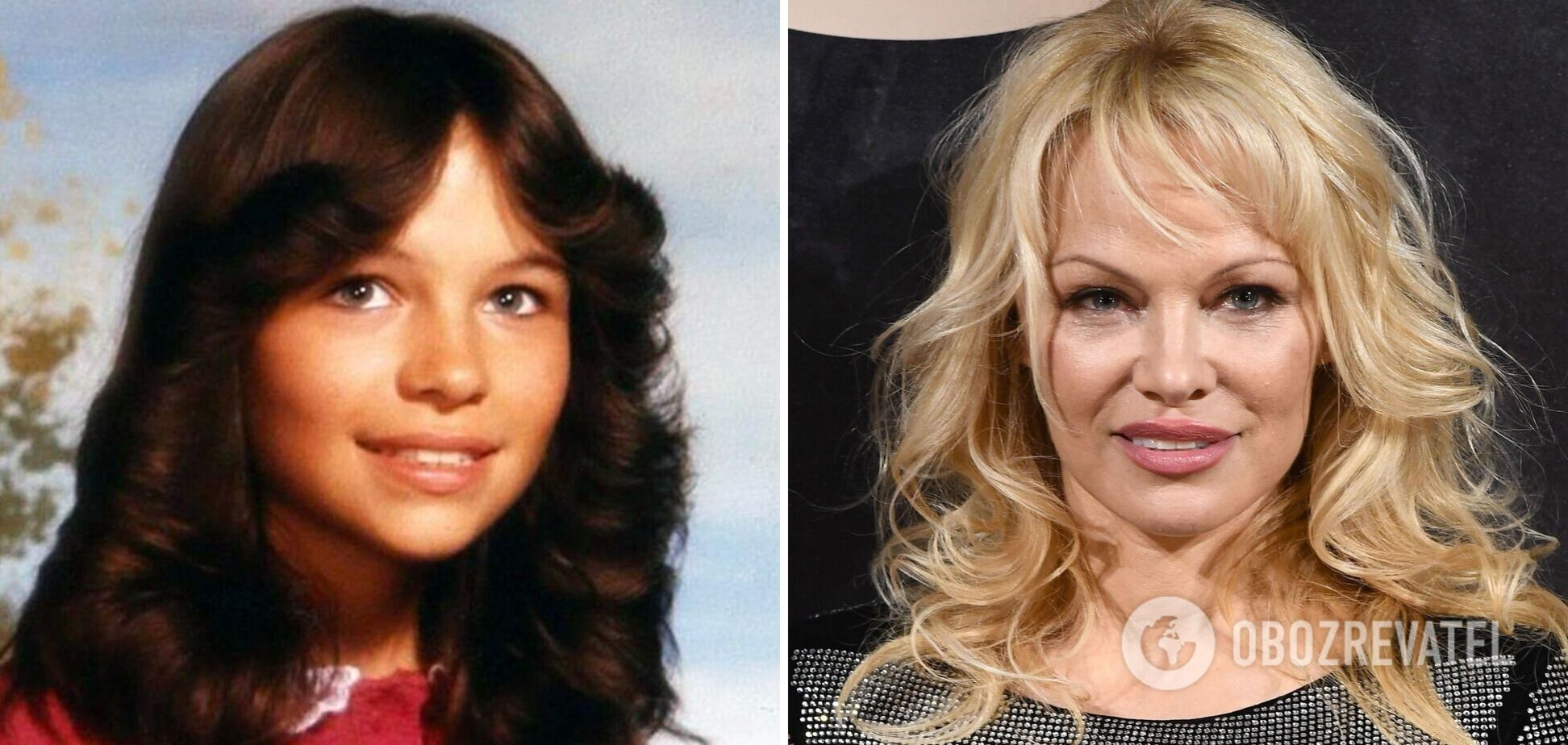 Как менялась Памела Андерсон: фото звезды на протяжении карьеры