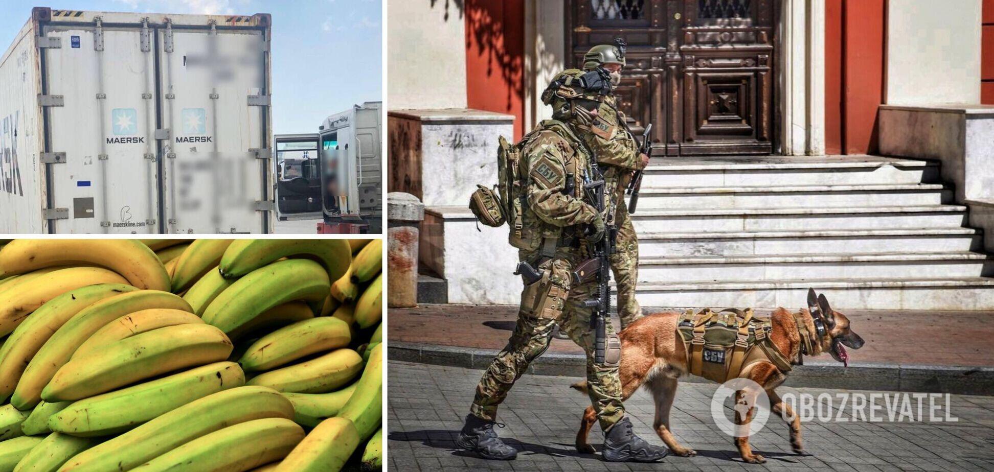 В Україну контрабандою завезли велику партію наркотиків