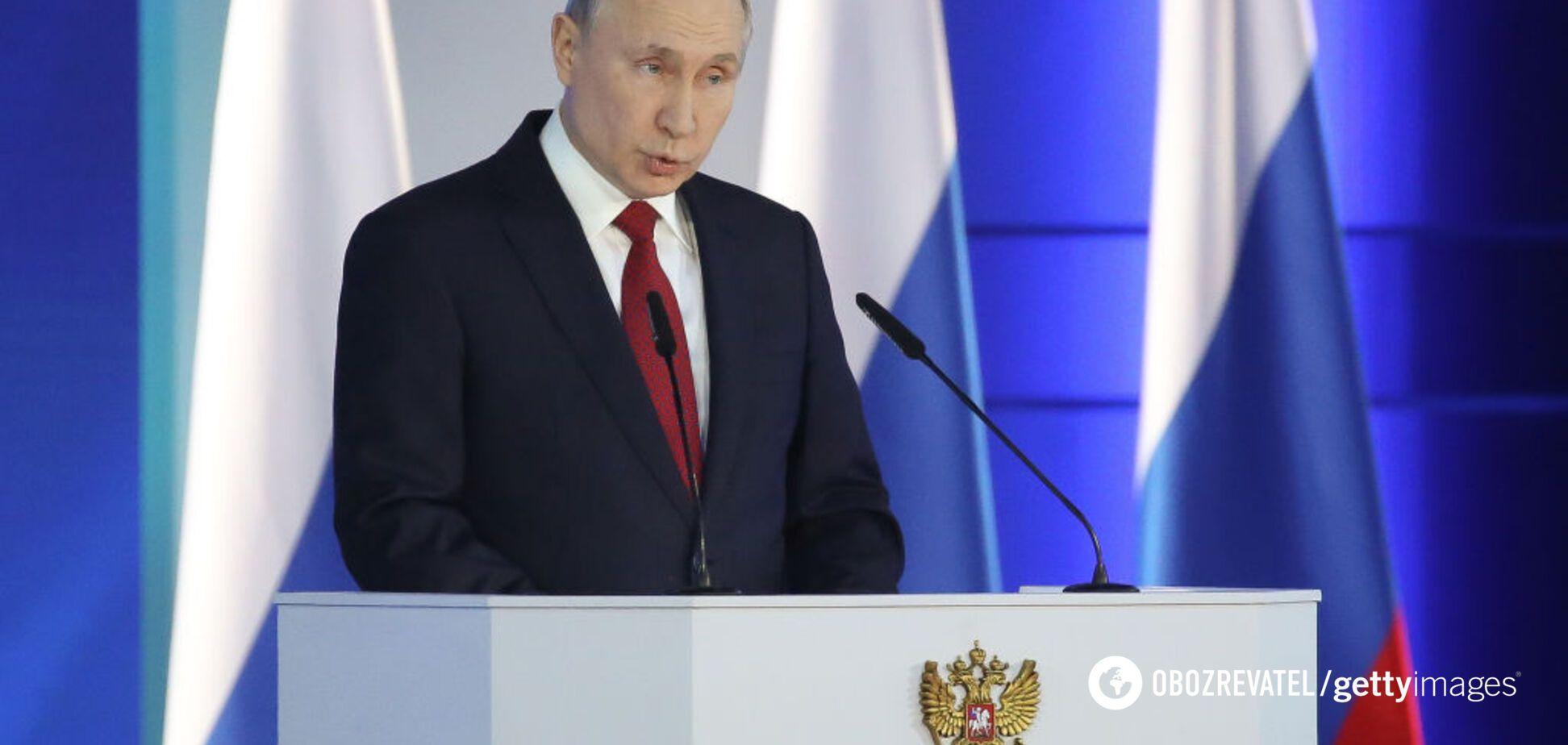 Тепер зрозуміло, в яку історичну пропаганду вірить Путін