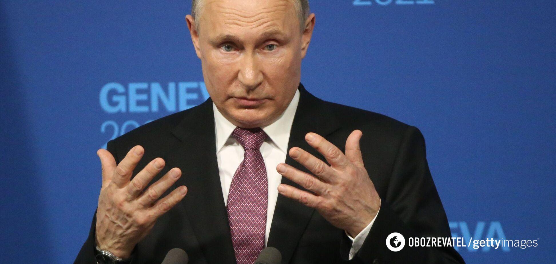 Путін розповість про провал 'Супутника V' і вакцинації в Росії в прямому ефірі