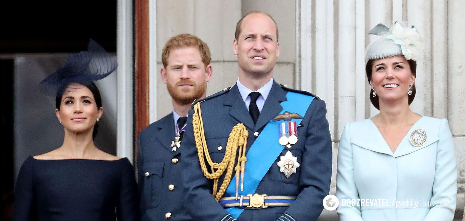 Принцы Гарри и Уильям могут примириться после личной встречи – СМИ