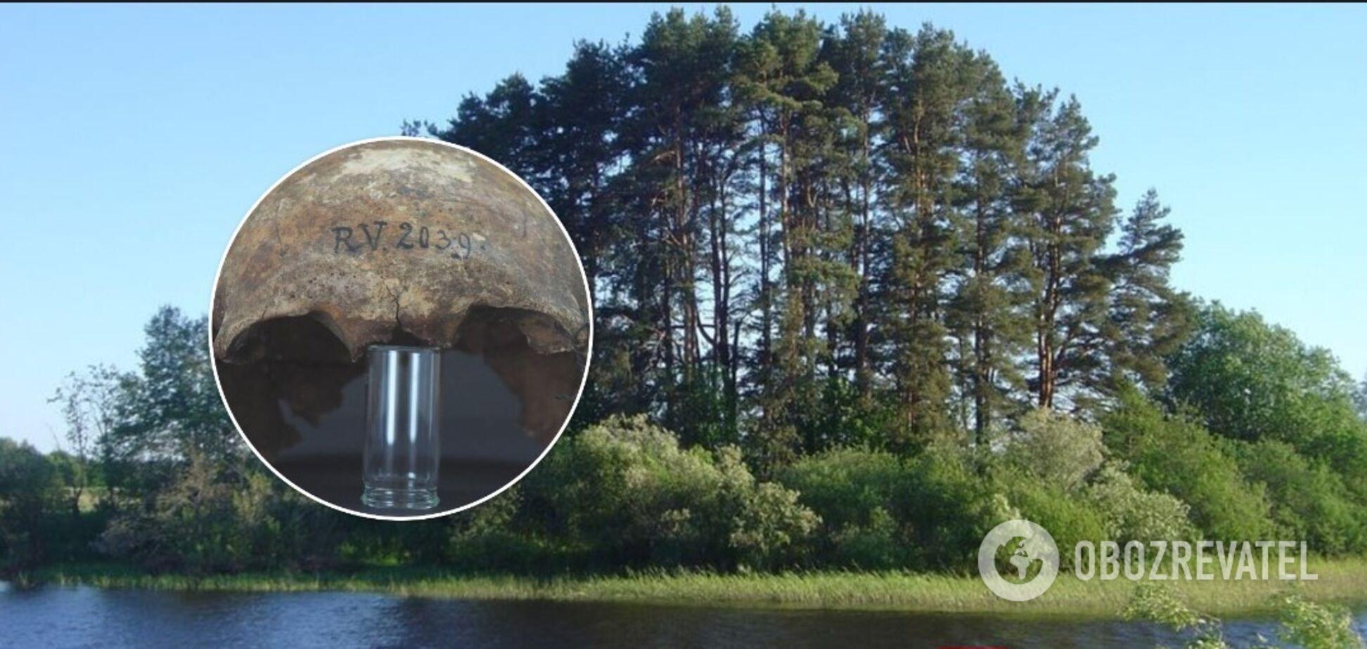 На березі річки Салац у Латвії виявлено останки 'нульового пацієнта' чуми