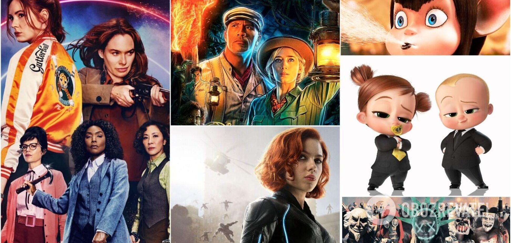 Что смотреть в кинотеатре в июле: 7 самых ожидаемых премьер. Трейлеры