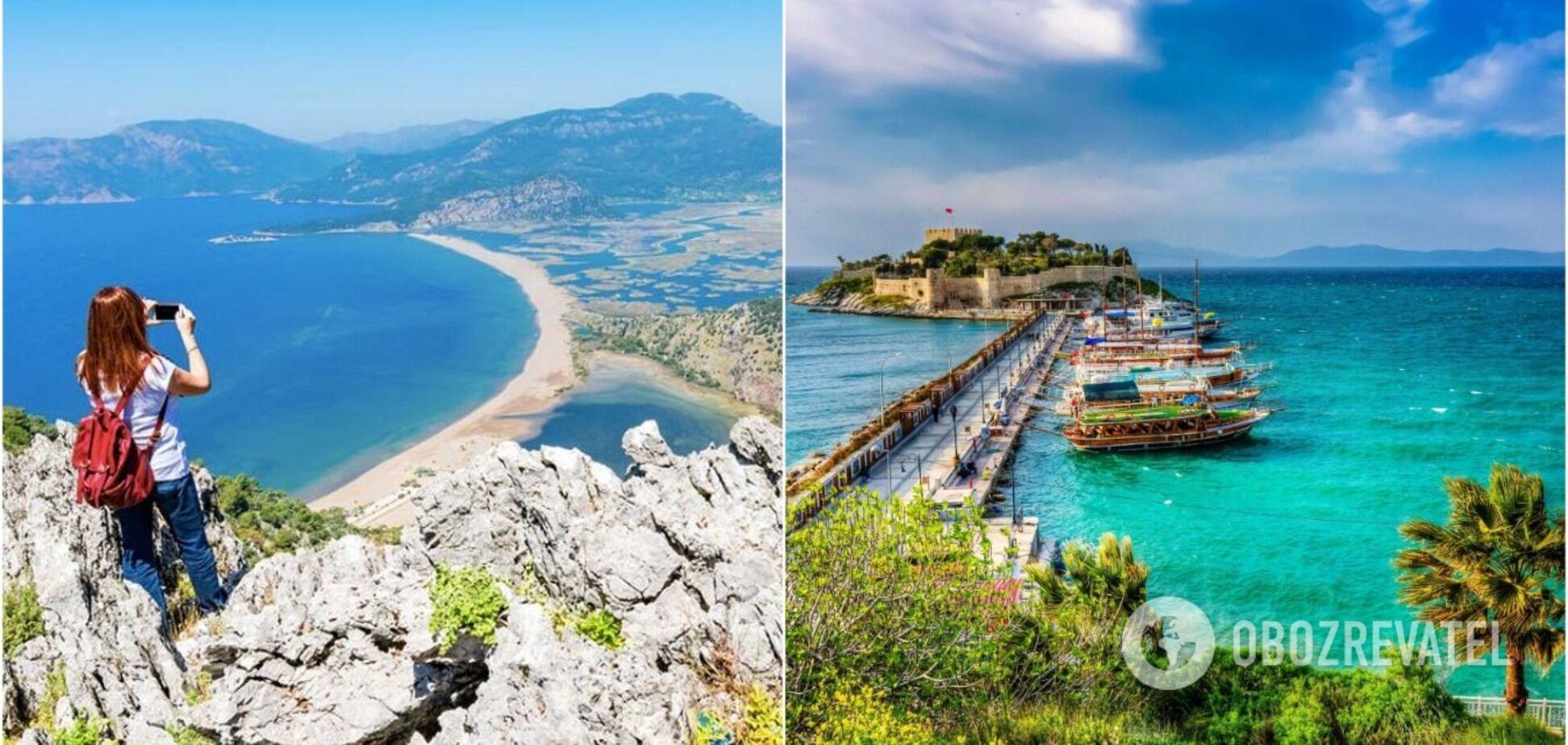 Відпочинок у Туреччині: топ-5 курортів, де немає росіян. Фото