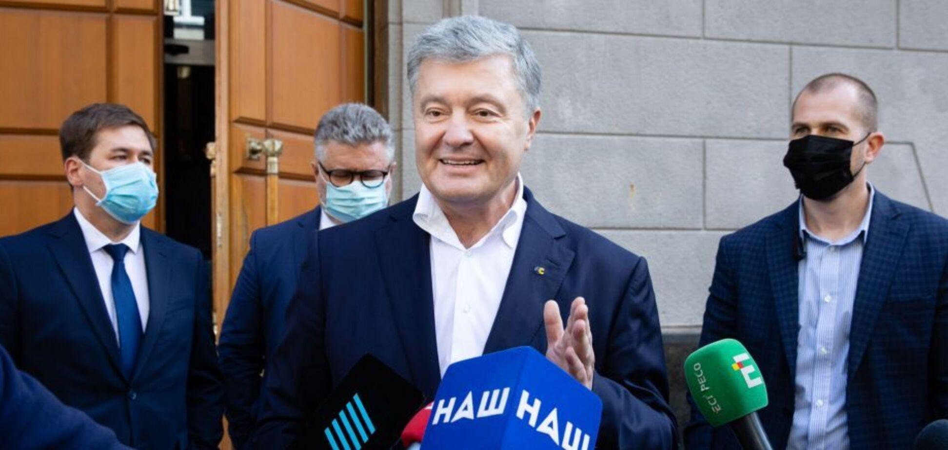 Порошенко: влада має пояснити, чому Україна купуєвугілля й електрику в Росії