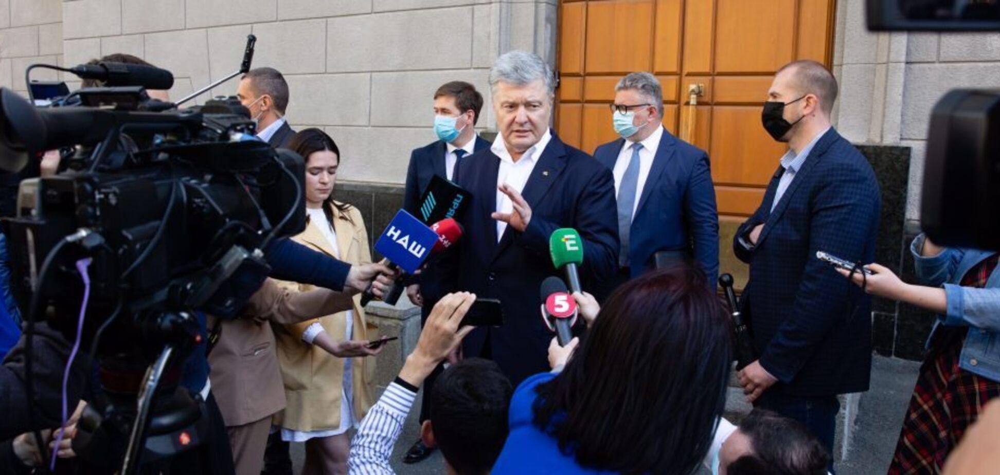 Происхождение пленок Медведчука вызывает вопросы даже у следователей, – адвокаты Порошенко
