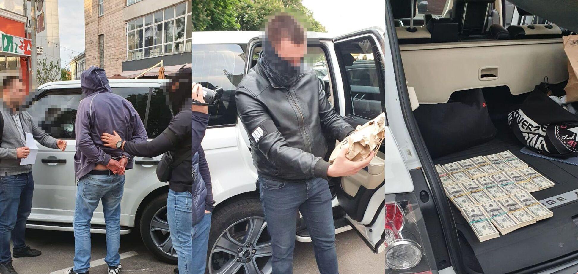 Суд заарештував заступника голови Чернігівської ОДА, який погорів на хабарі в $160 тисяч