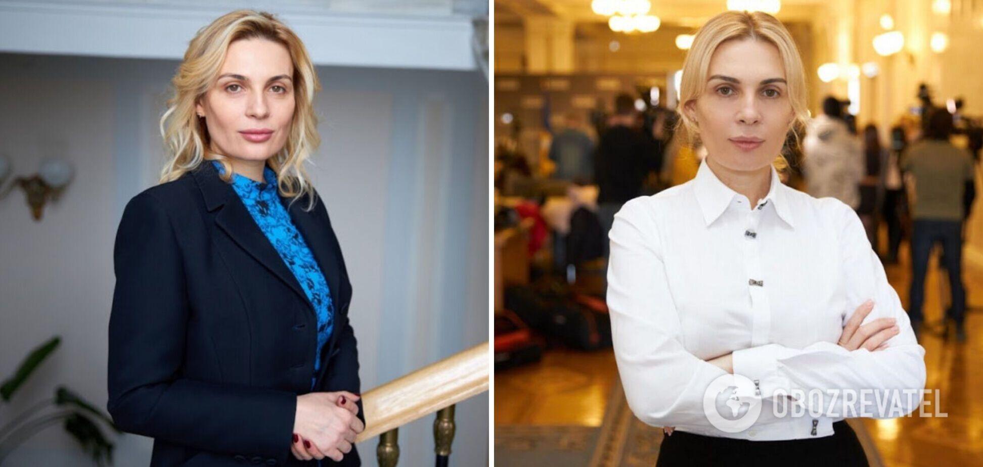 Народный депутат от фракции'Слуга народа'Элла Репина