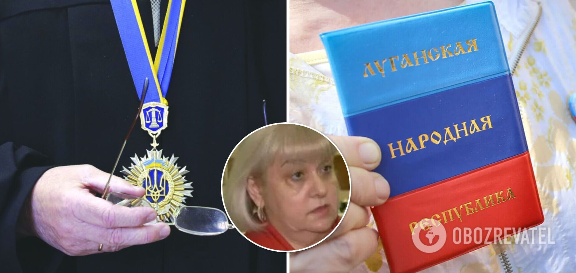 В Україні Вища рада правосуддя забезпечила довічними виплатами 'суддю ЛНР'