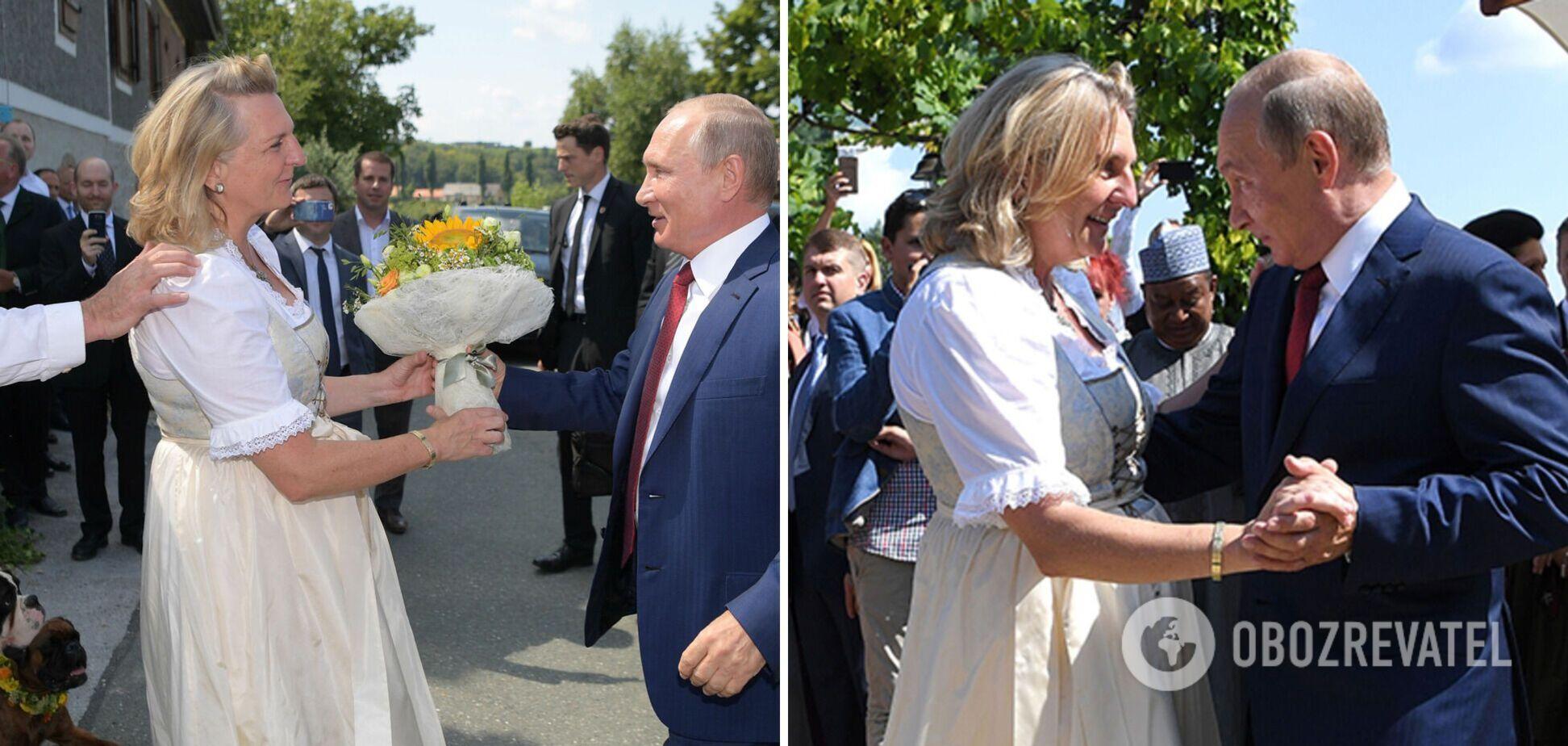 У полку (не) дорогих іноземців Путіна прибуло