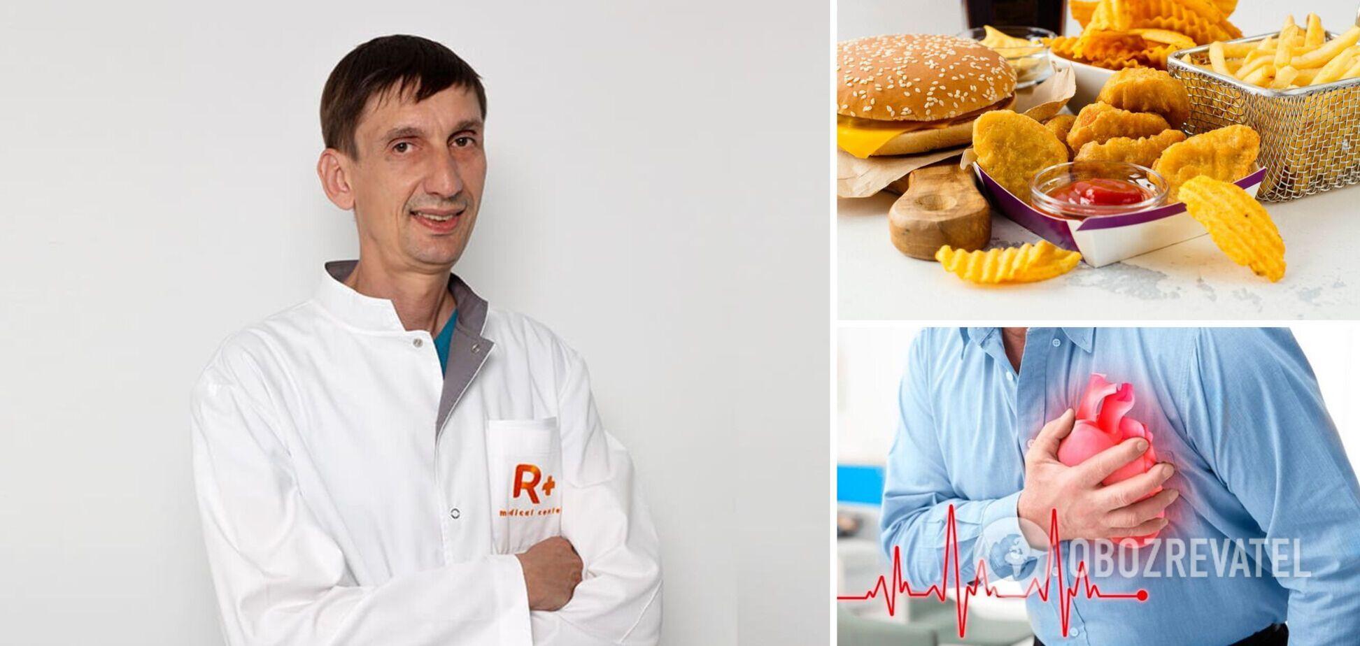 Врач раскрыл правду о самом опасном ингредиенте, которым массово кормят украинцев. Интервью