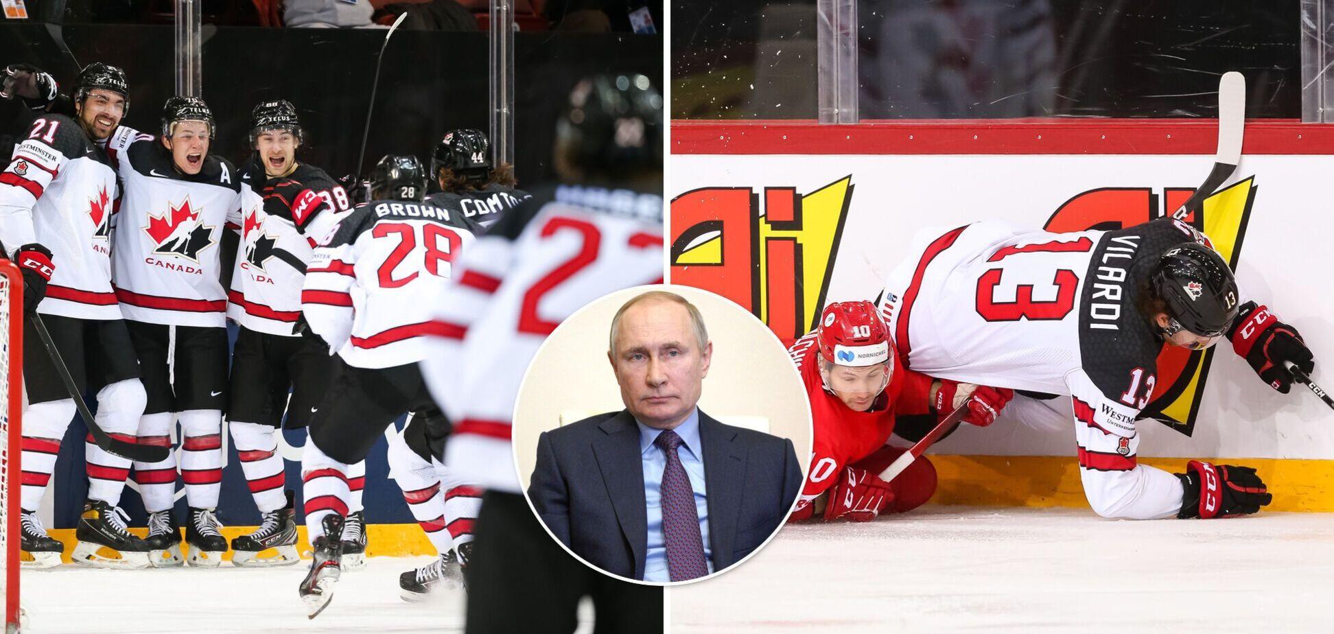 Росія Канада
