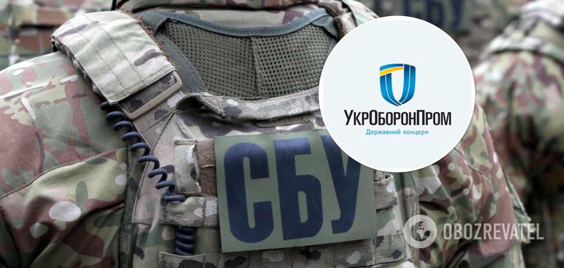 Экс-директора предприятия 'Укроборонпрома' уличили в техобслуживании иностранного военного самолета