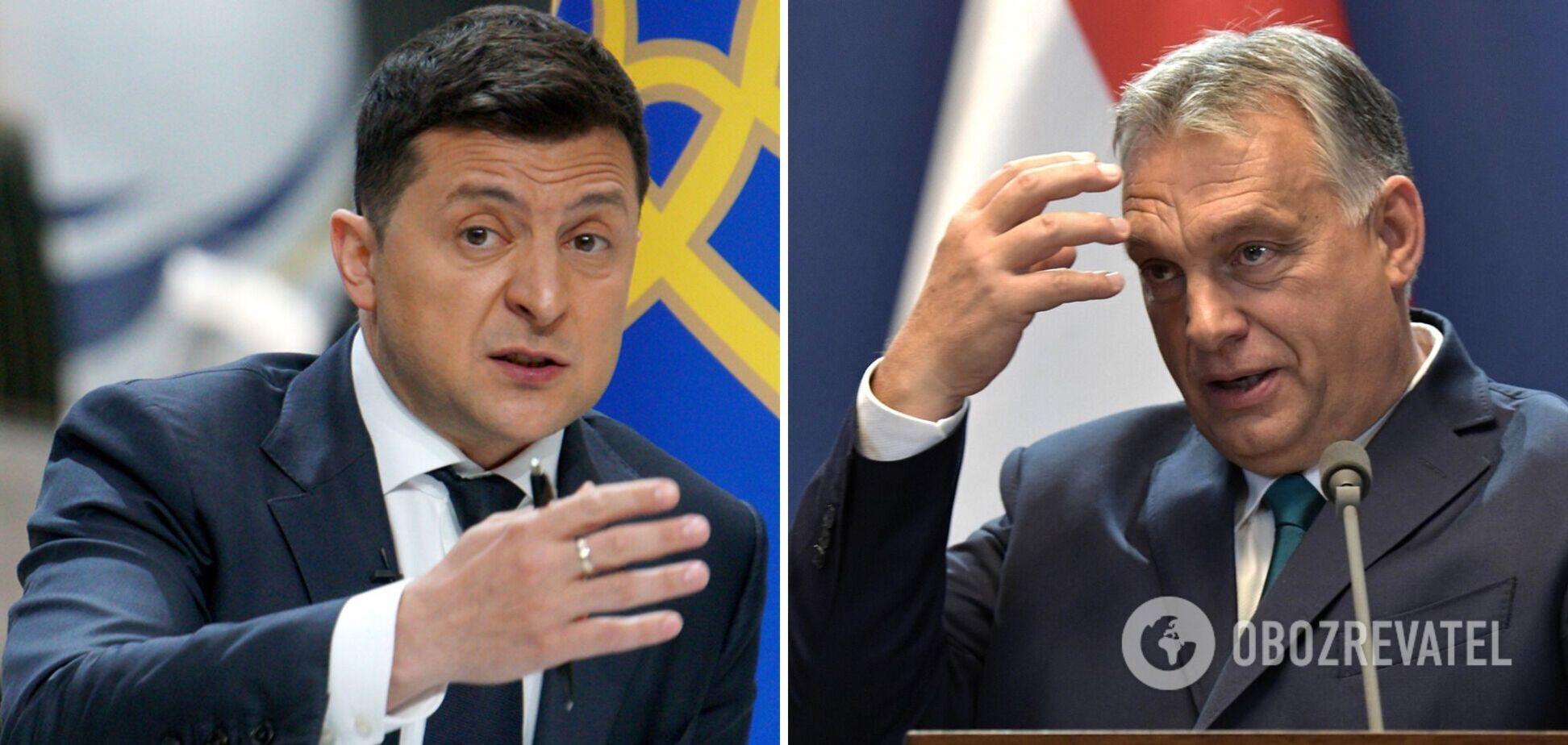 В Угорщині заявили про готовність зустрітися із Зеленським