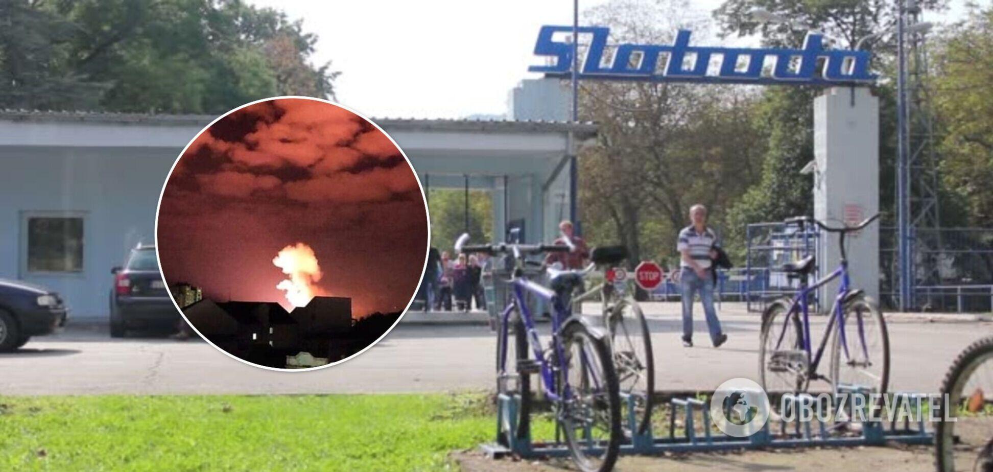 В Сербии взорвались склады с боеприпасами: все детали с места ЧП