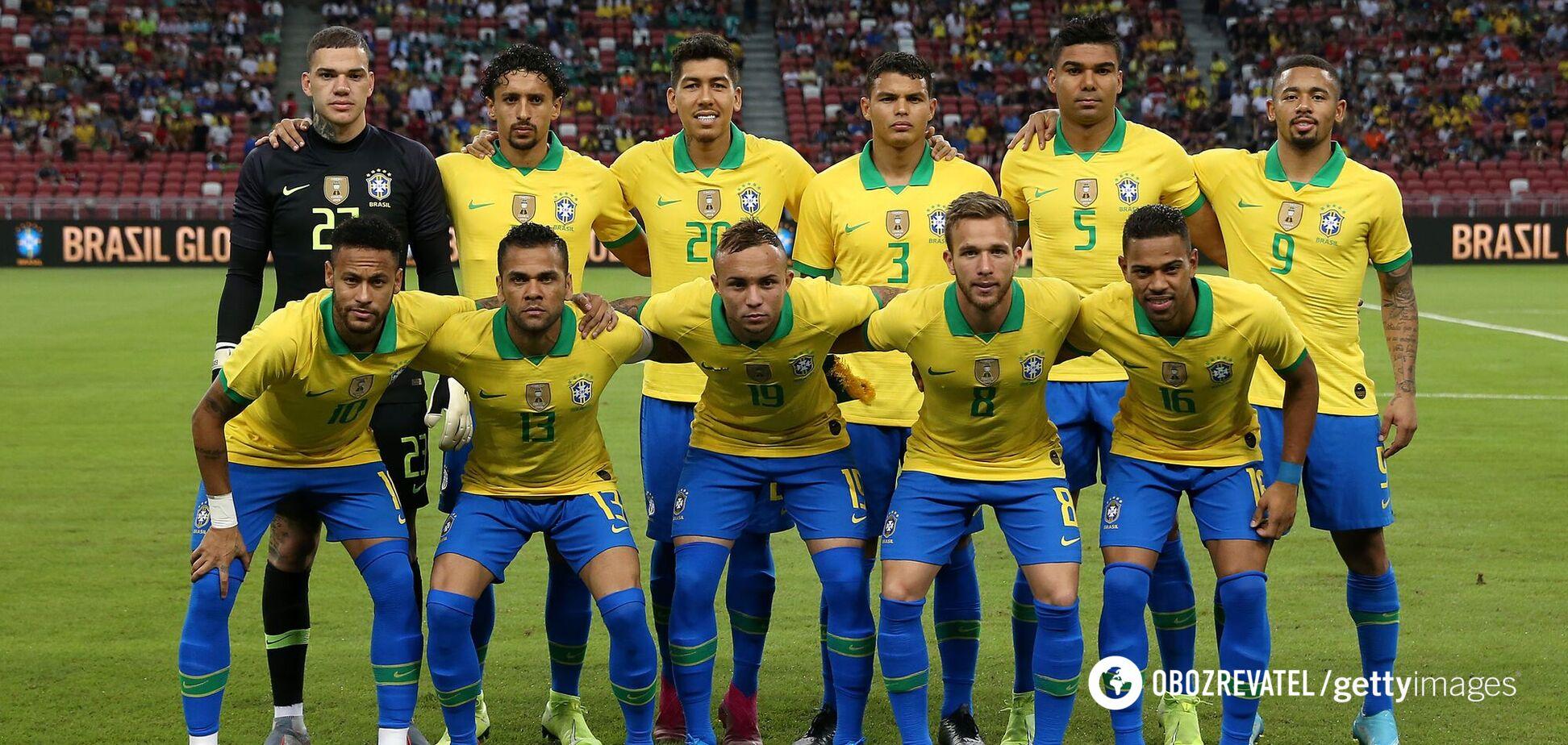 Збірна Бразилії з футболу
