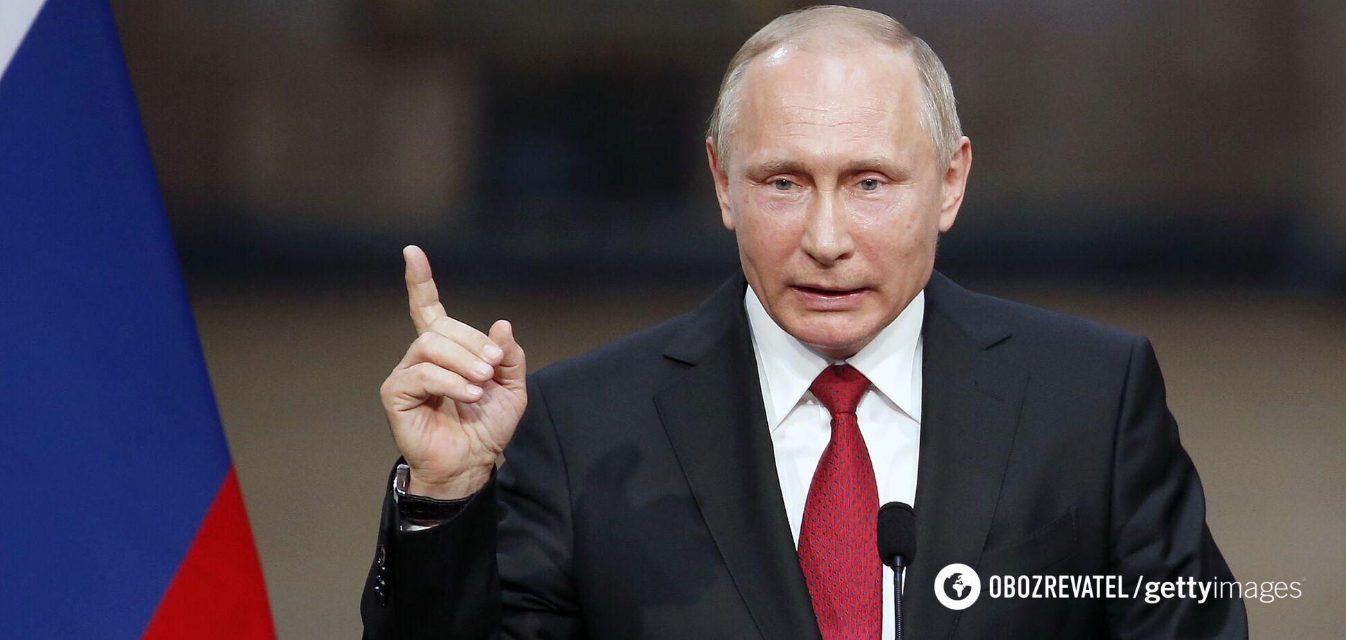 У Путіна поскаржилися, що не отримали конкретних пропозицій щодо зустрічі із Зеленським