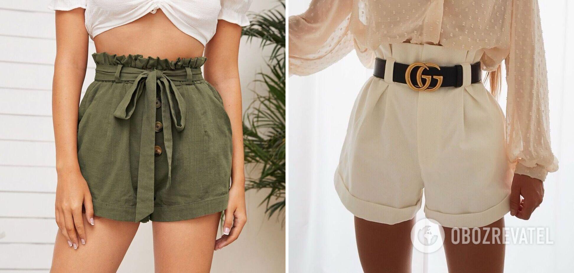 Модні шорти на літо 2021: стилістка назвала трендові моделі. Фото