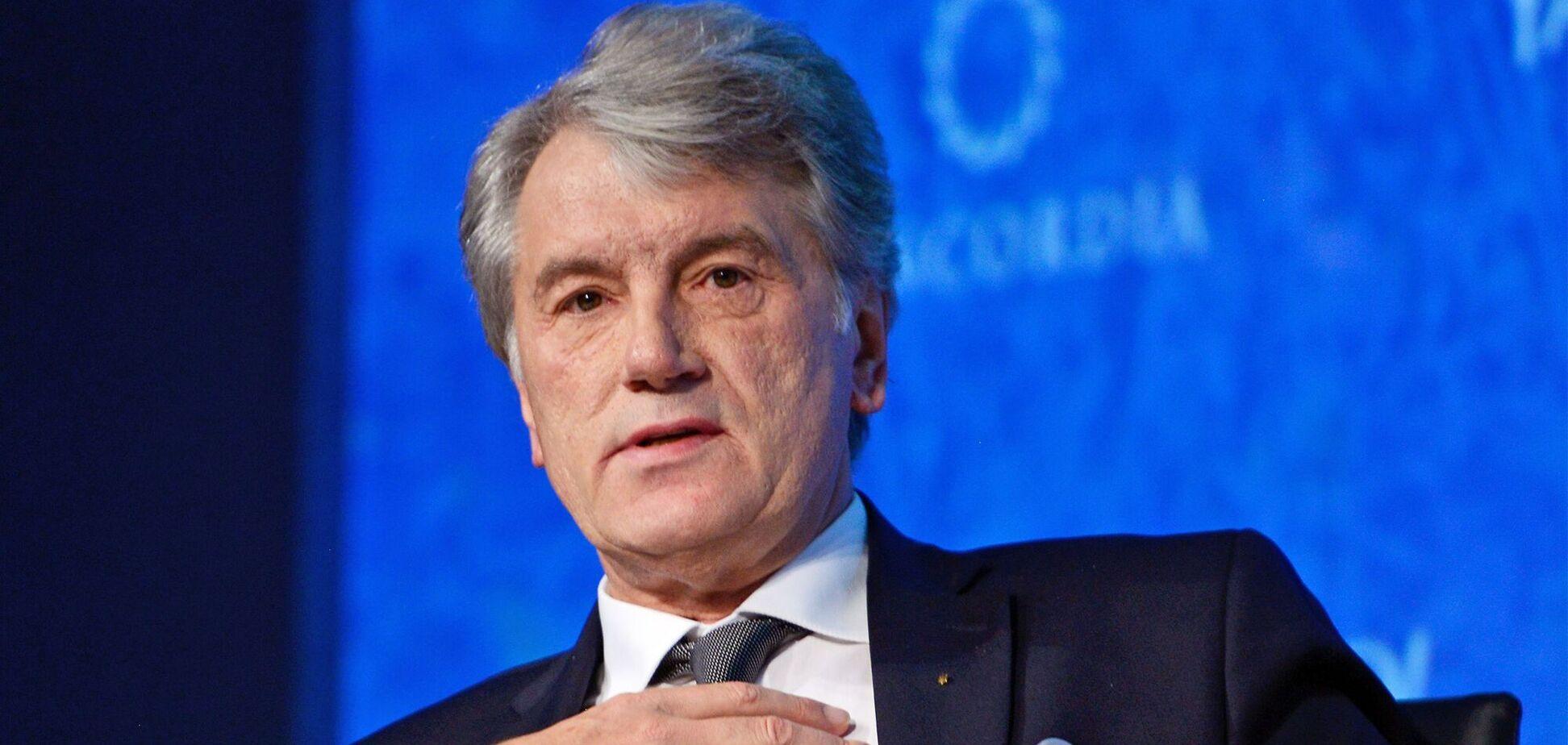 Правление IBOX Bank провело рабочую встречу с Виктором Ющенко