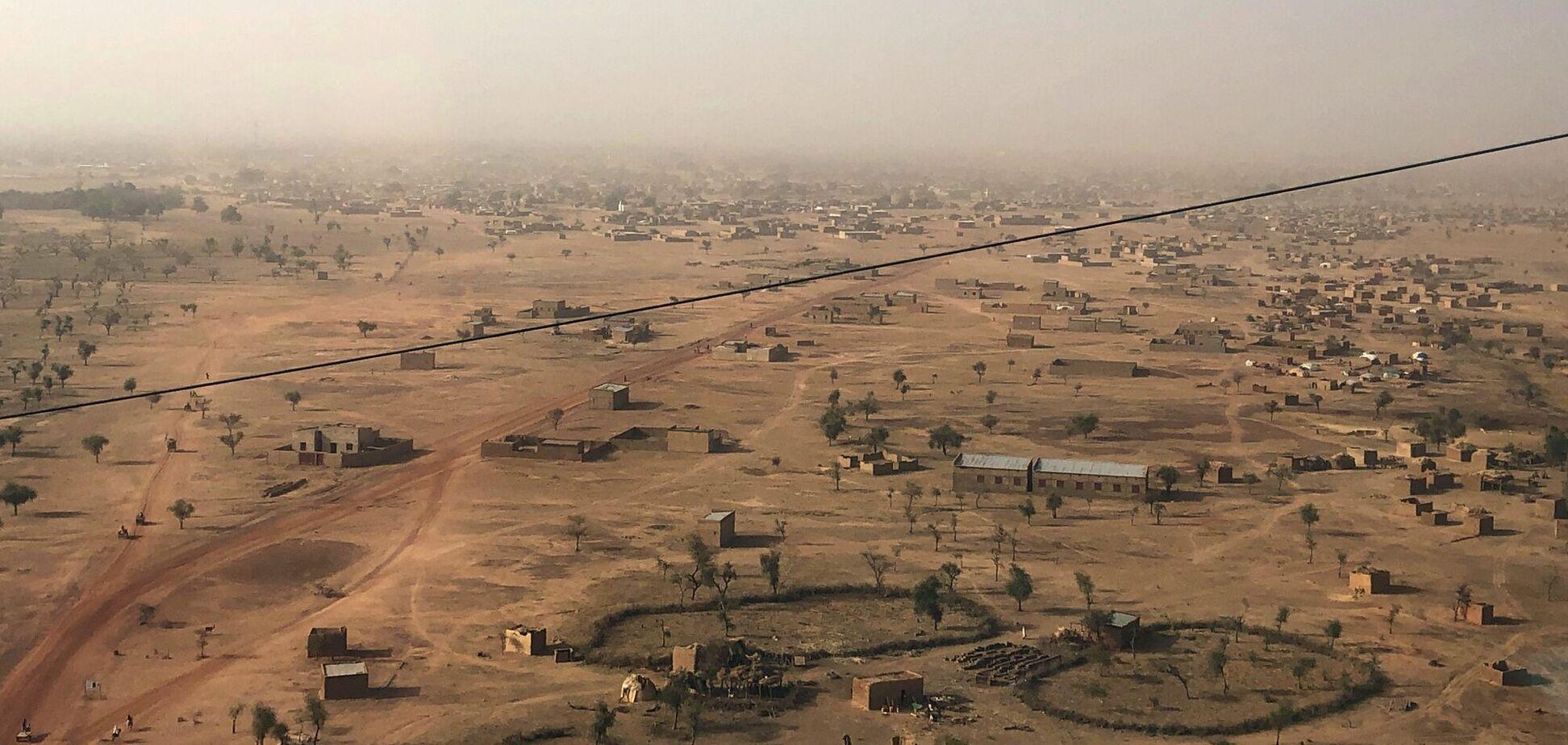 У Буркіна-Фасо стався масовий теракт