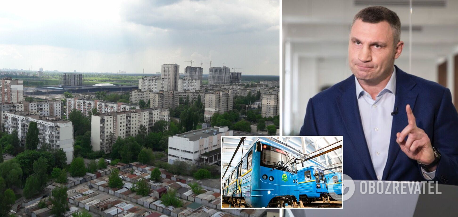 В Киеве до конца 2021 года появится новая станция метро: Кличко раскрыл детали