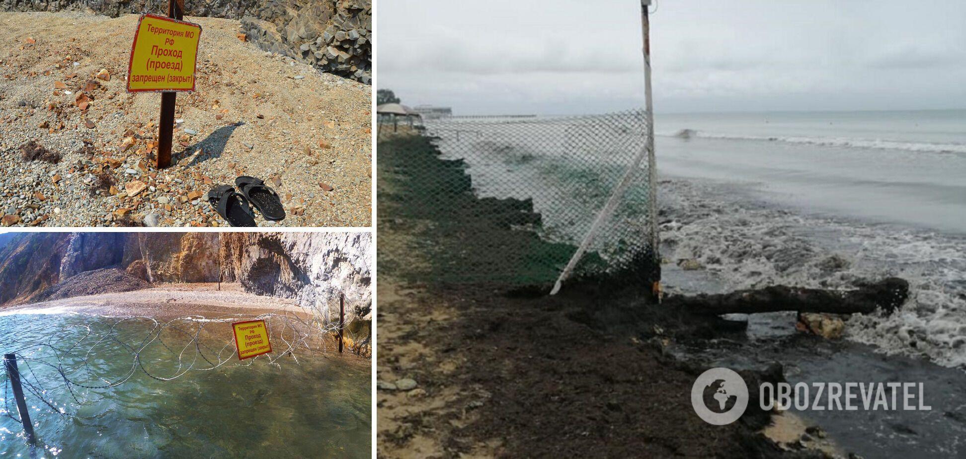 Курортный сезон в Евпатории: как оккупанты уничтожают украинский Крым