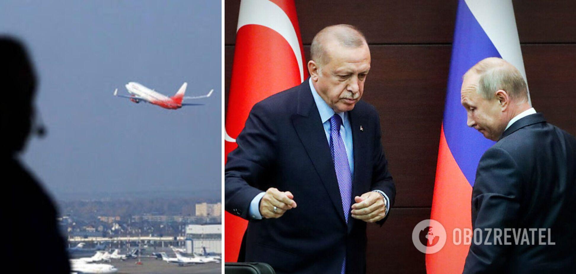Кремль наказывает Турцию за Крым и Украину