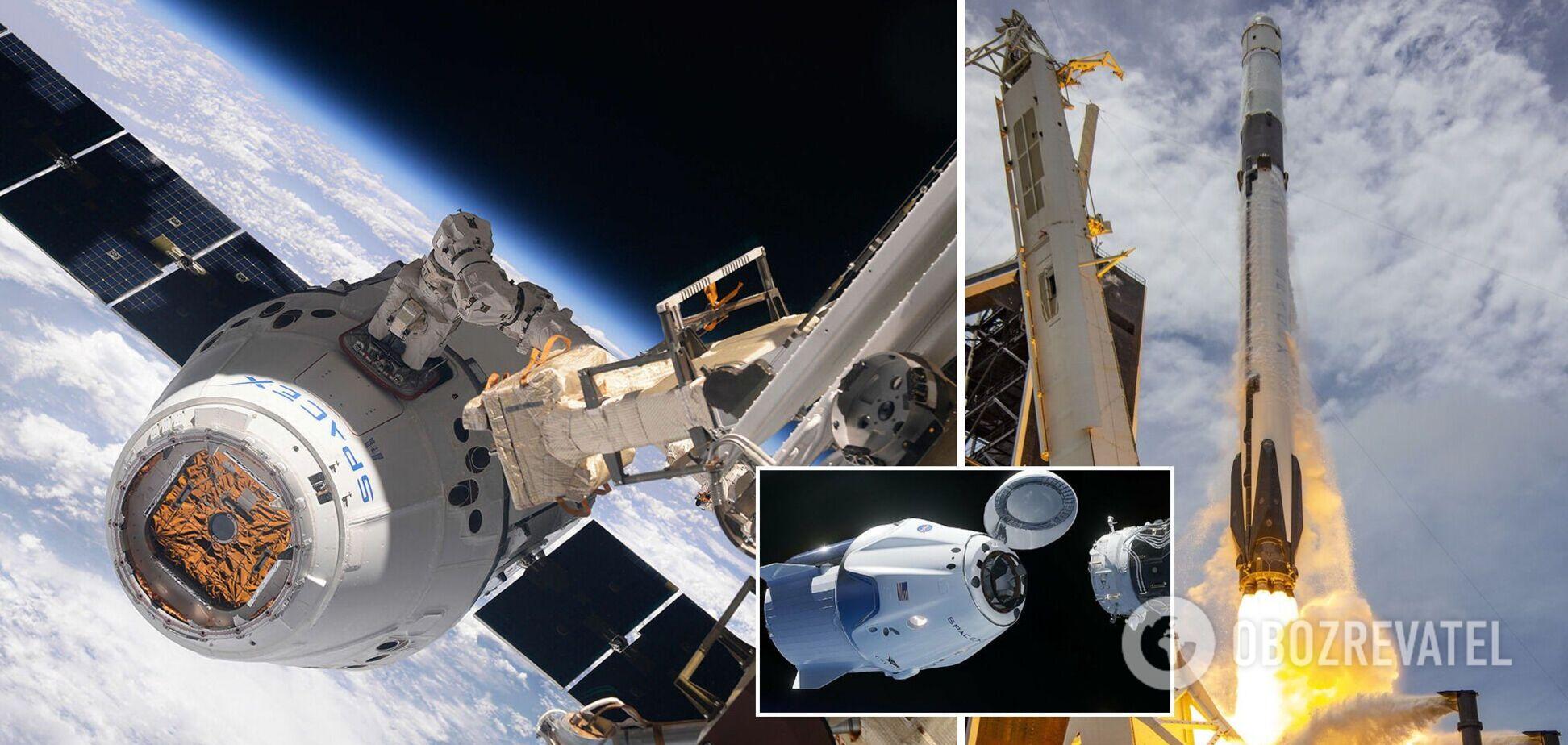 Cargo Dragon від SpaceX