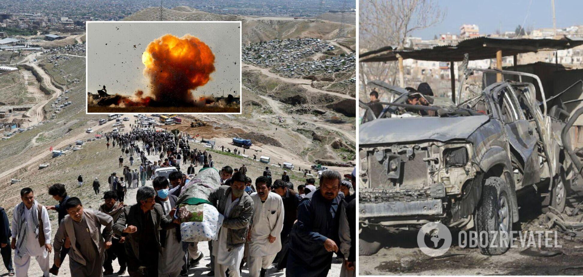 В Афганістані підірвався автобус із людьми: загинули жінки й діти