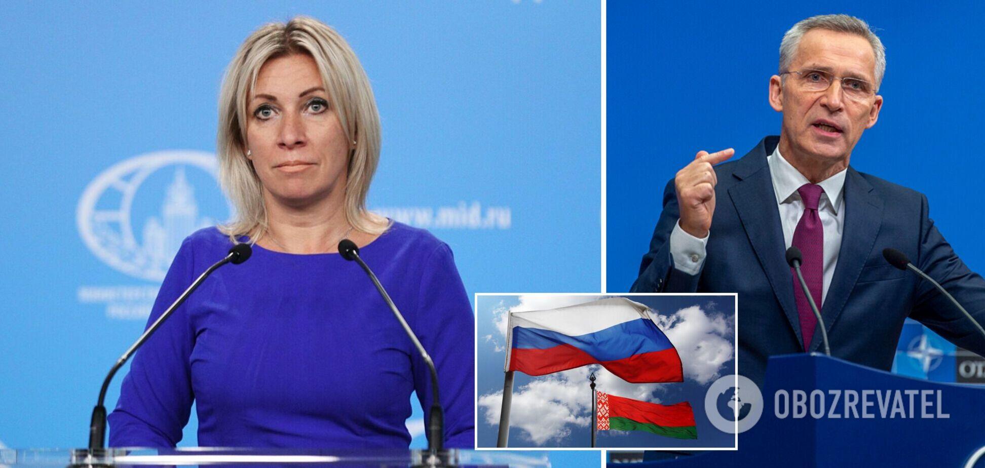 У Москві відповіли на побоювання НАТО через зближення РФ і Білорусі