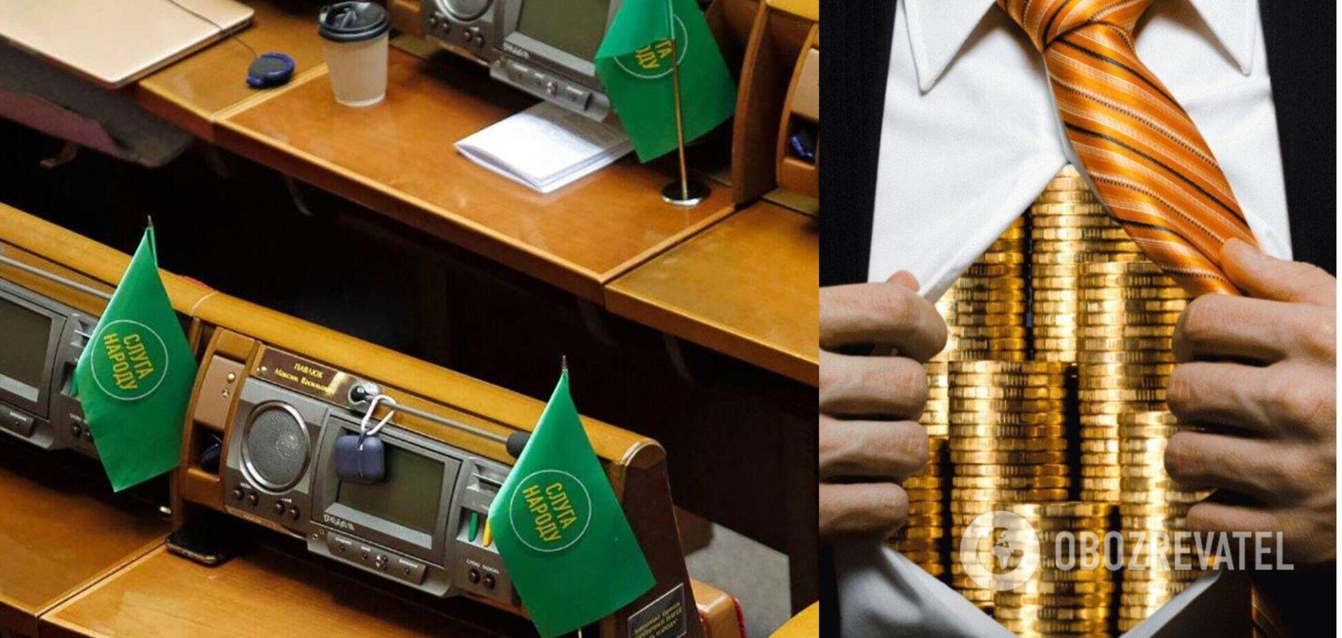 В 'Слуге народа' готовят дополнительные законопроекты по олигархам
