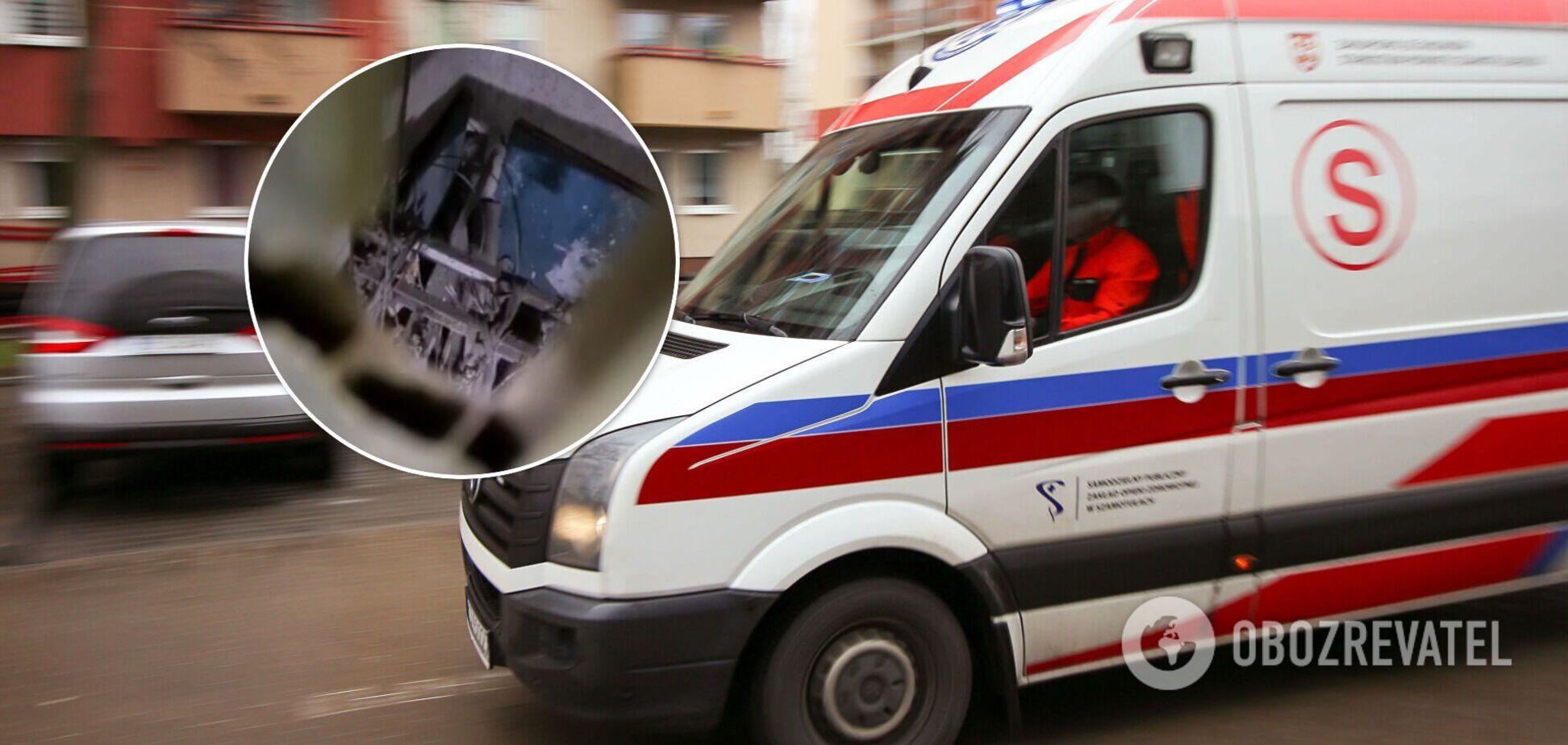 В Польше с 15-го этажа сорвался лифт с двумя украинцами: подробности ЧП