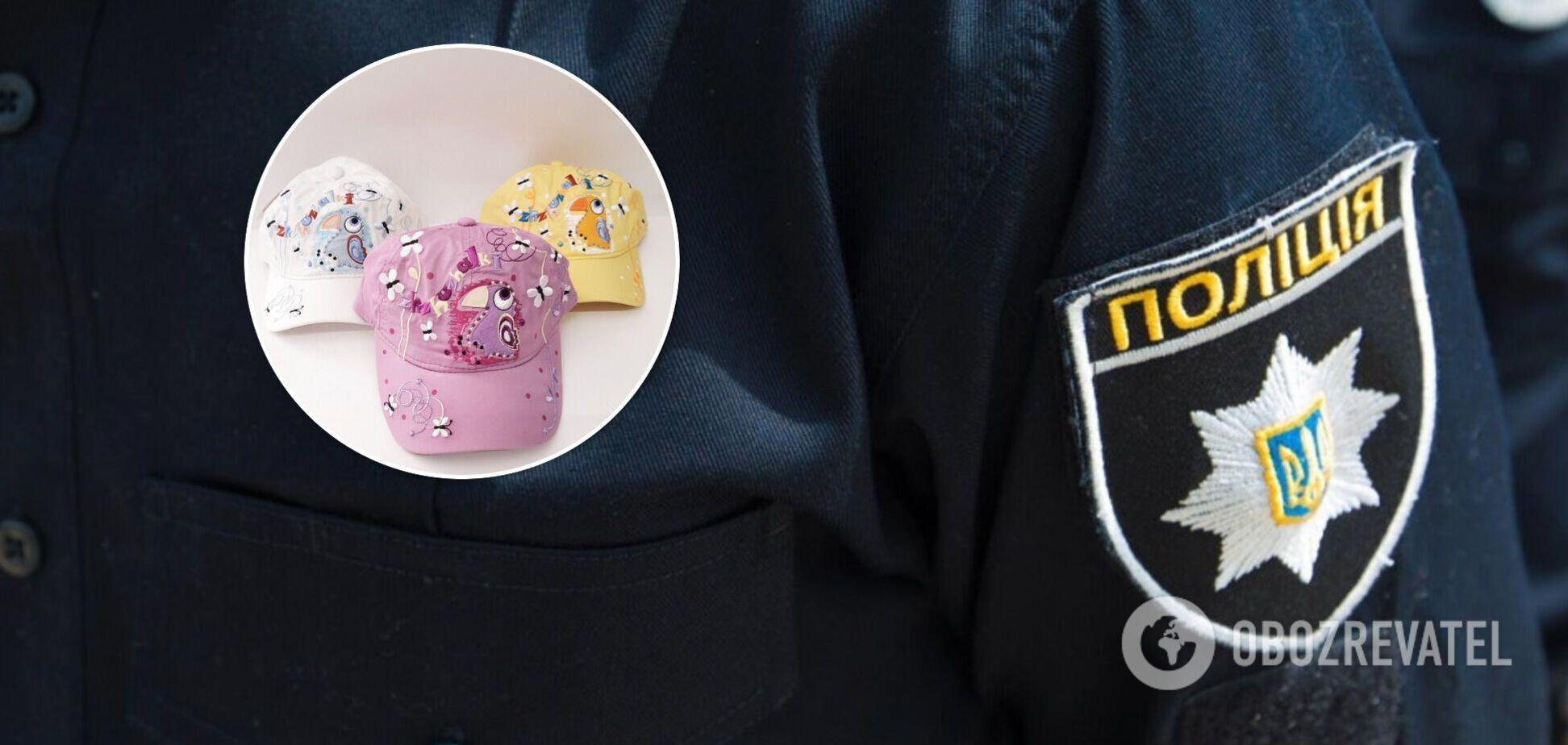 Под Днепром полицейский устроил 'разборки' с продавщицей из-за детской кепки за 300 грн. Видео