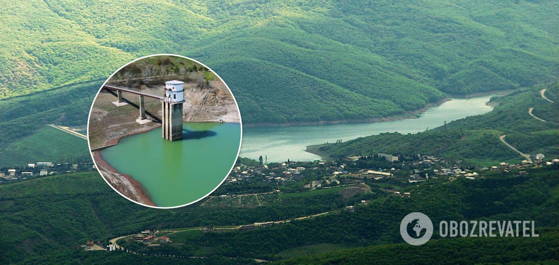 В Крыму людей выгнали расчищать русла рек из-за водного кризиса