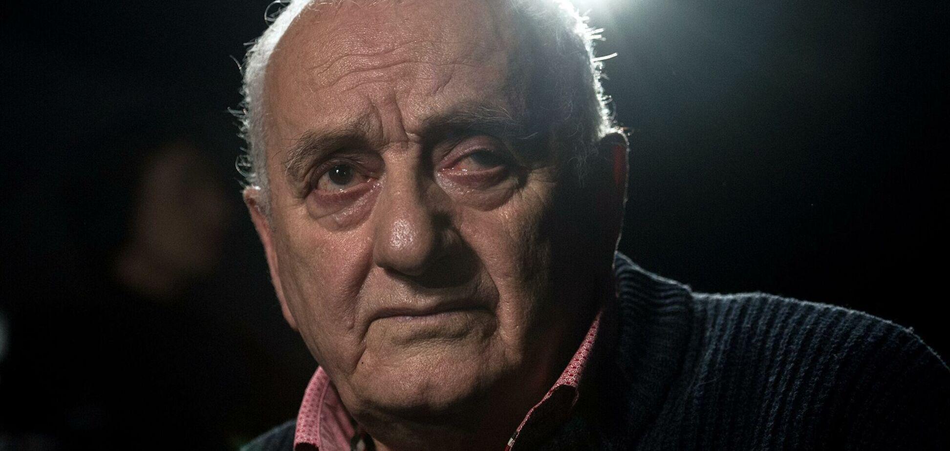 У Грузії помер сценарист 'Кін-дза-дза!' і 'Міміно' Резо Габріадзе