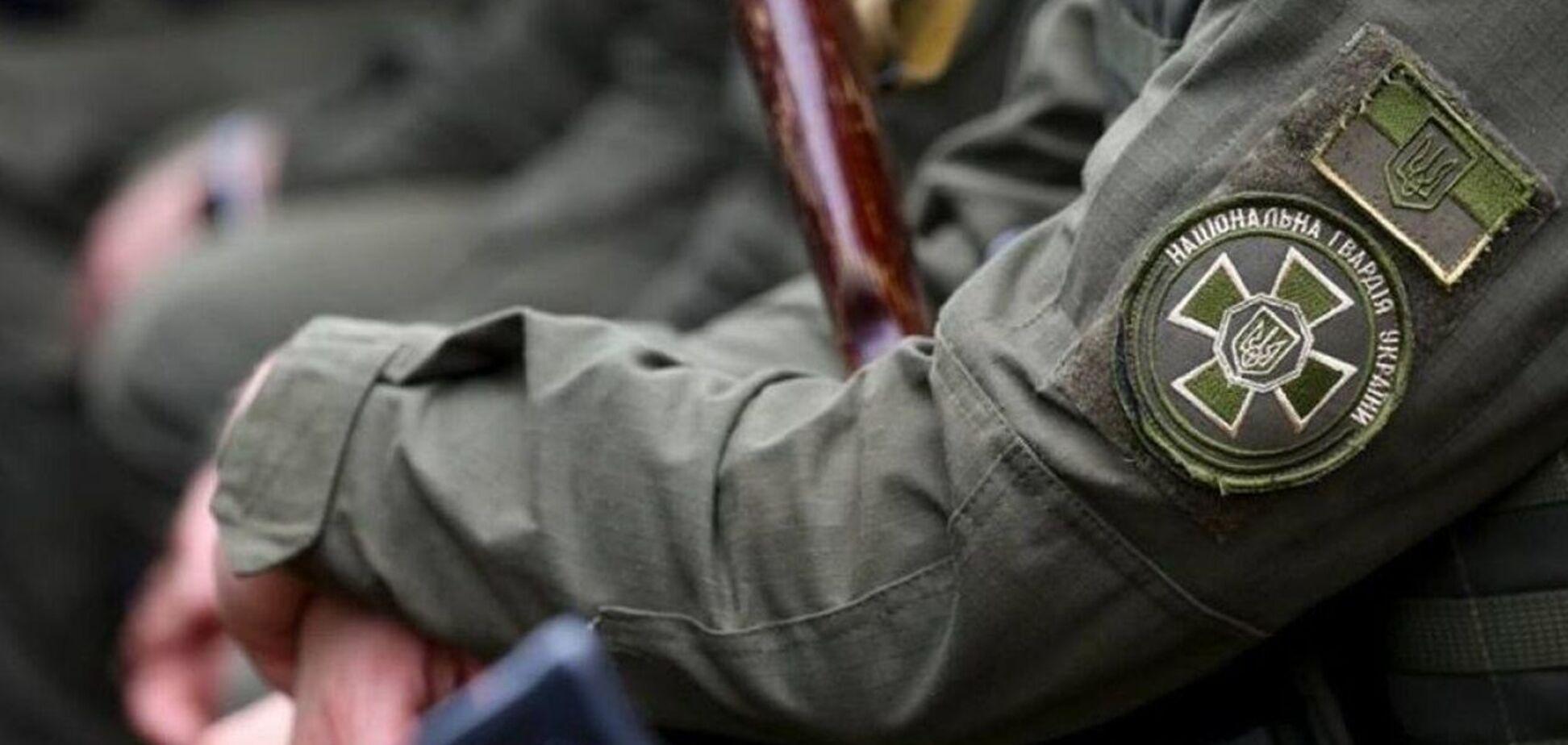 Гвардійці у Львові затримали вбивцю гарячимислідами
