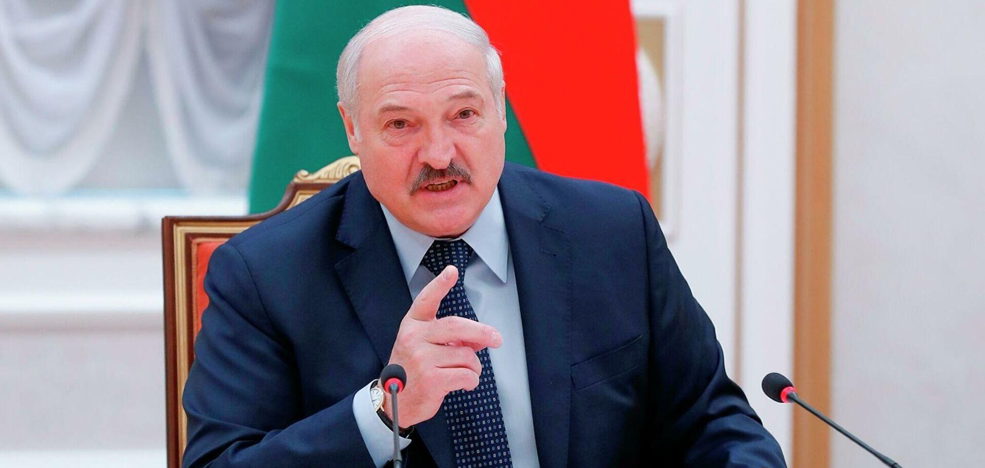 Лукашенко заявил, что не садил самолет Ryanair в Минске