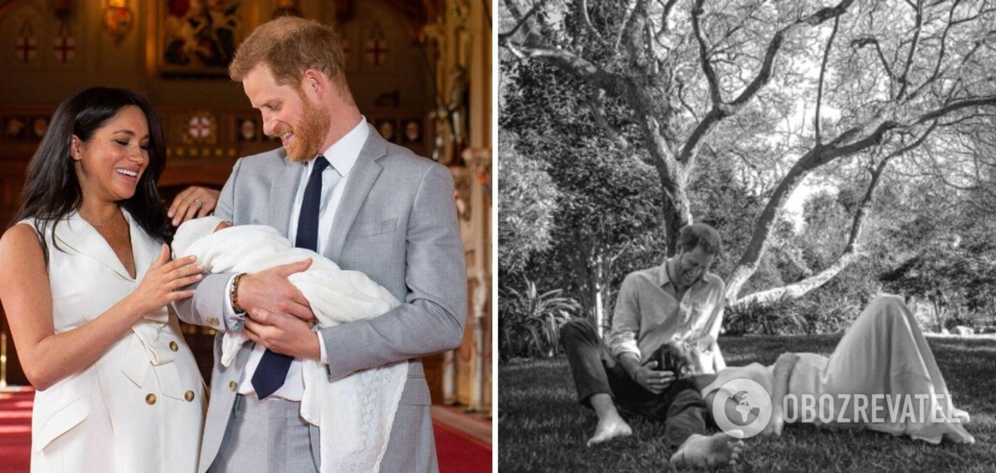 У принца Гаррі і Меган Маркл народилася друга дитина