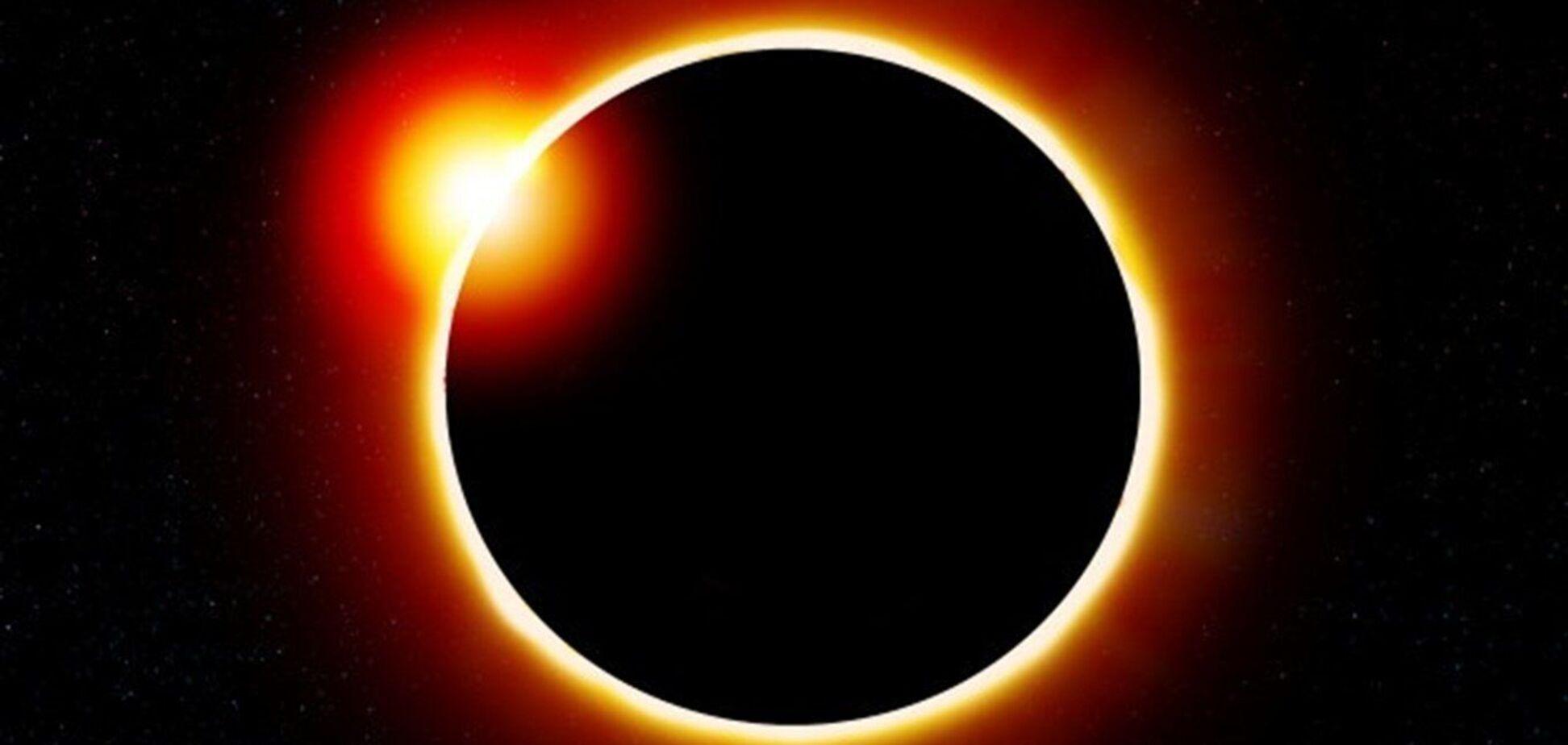 Україну накриє сонячне затемнення: коли і чого варто побоюватися