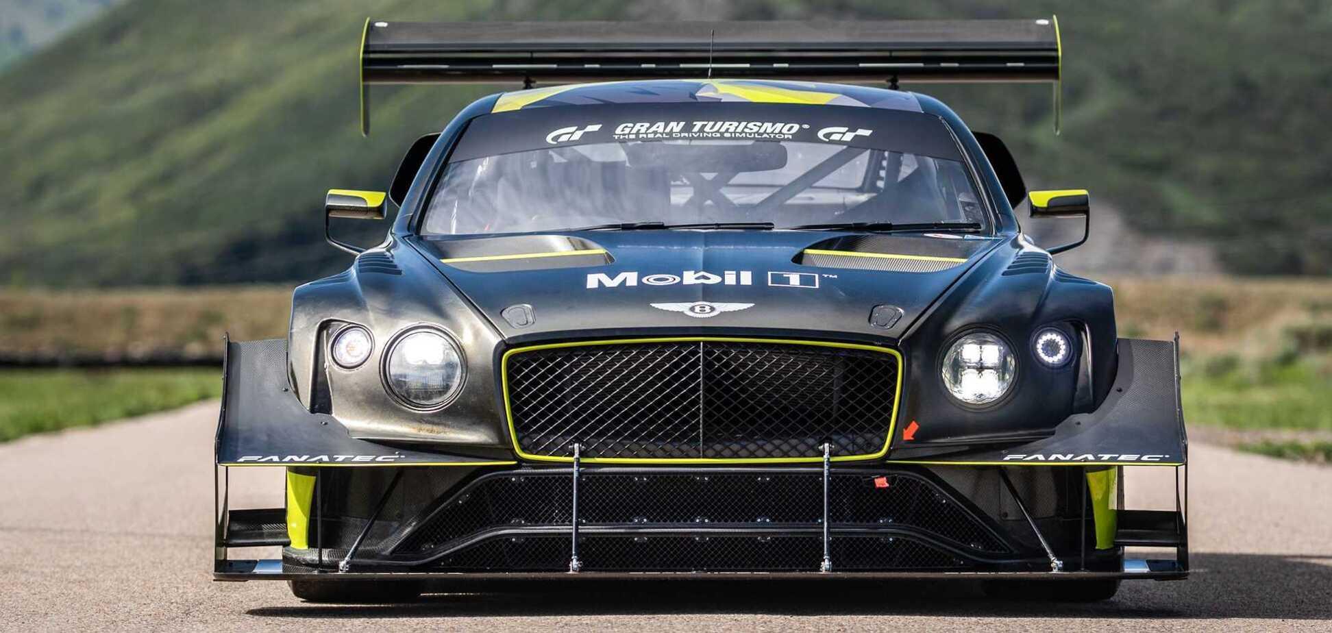 Bentley решился на новое покорение Пайкс-Пик