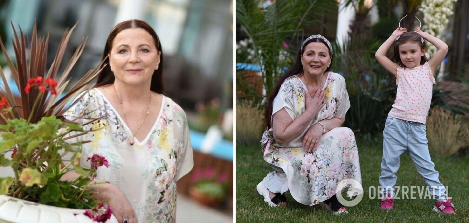 Ніна Матвієнко поділилася своїм секретом оптимізму і міцного здоров'я