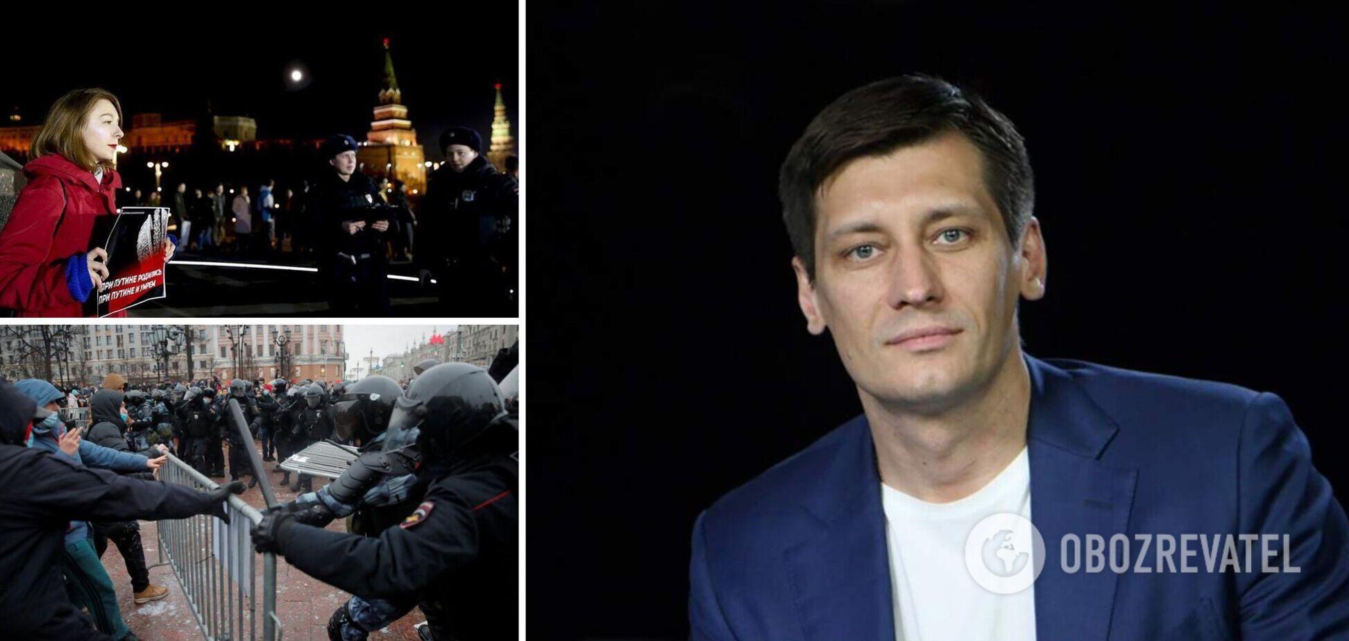 Путін піде в історію, Крим – це Україна: що говорив опозиціонер Гудков, який залишив Росію