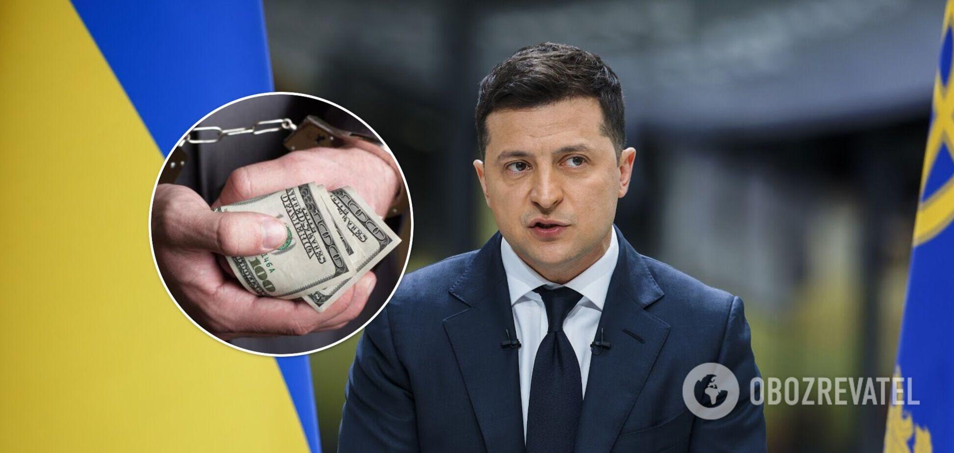 Зеленський:корупційна олігархічна система в Україні щоденно чинить опір