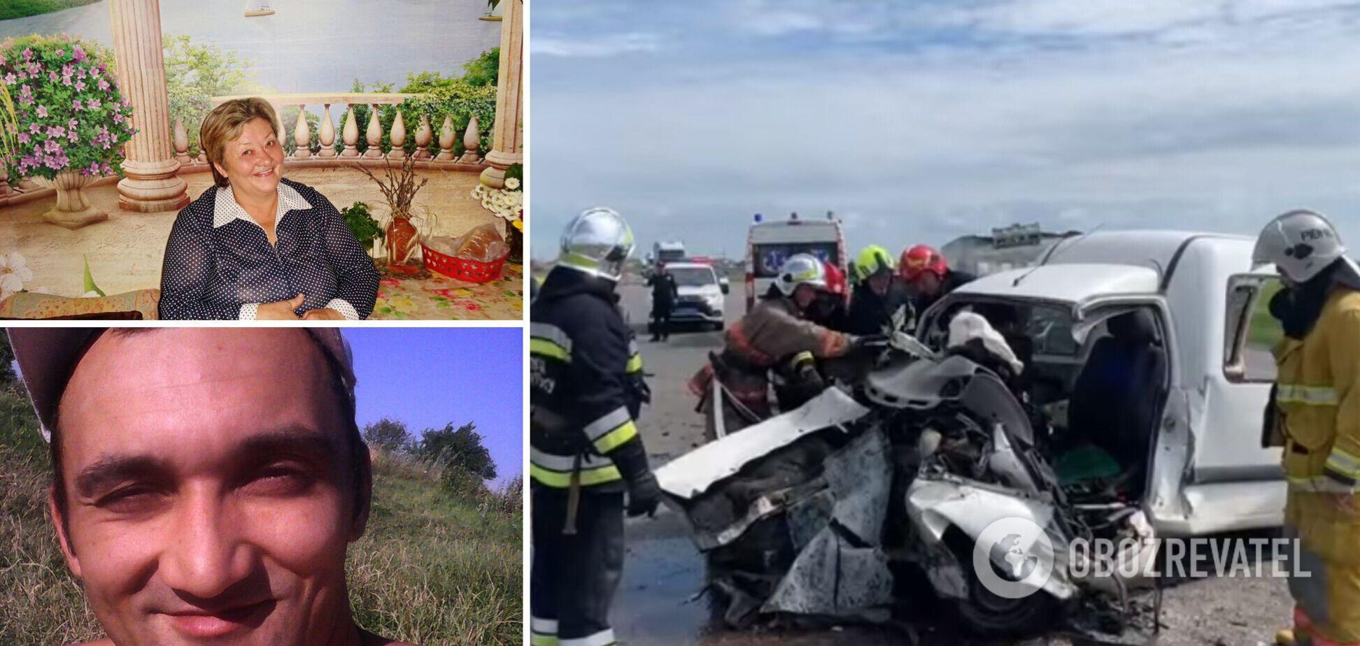 Вилетів на зустрічну і вбив рідних: нові деталі смертельної аварії на Рівненщині